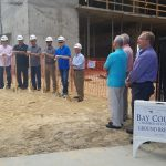 Congratulations to Calypso Tower III LLC on their groundbreaking at 15900 Front Beach Rd. Unit 102 Panama City Beach. — at Calypso Tower III.