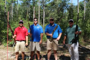 Members celebrate IAC by participating in our Sporting Clay Tournament.