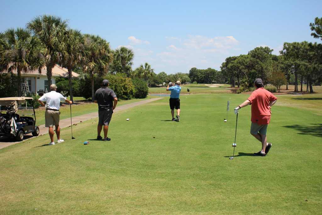 Chamber Members participate in Spring Classic Golf Tournament