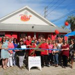 Red's celebrated their grand opening at 1305 E. 5th St. Panama City FL