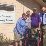 The Arc of The Bay / St. Andrew Bay Center Sirmons Learning Center grand opening.