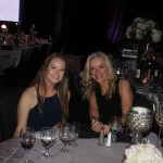 Attendees enjoy Annual Dinner and Awards Ceremony.