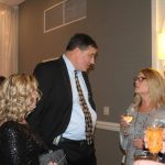 Bay County Chamber Members enjoy evening social and silent auction at 2018 Annual Dinner and Awards Ceremony.