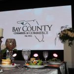 Bay County Chamber of Commerce Annual Dinner and Awards Ceremony 2018.