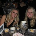 Attendees enjoy Annual Dinner and Awards Ceremony. — at Edgewater Beach & Golf Resort by Resort Collection.