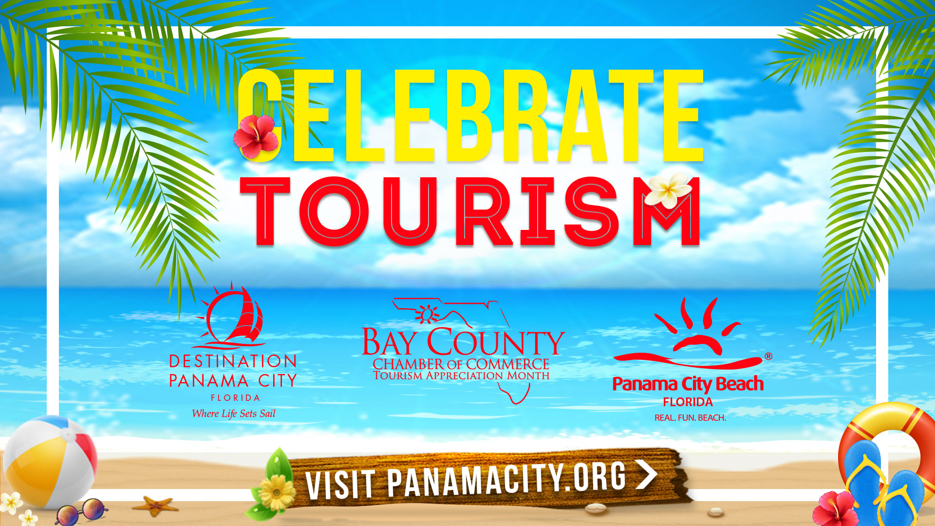 Celebrate Bay County's number one industry with Tourism Appreciation Month