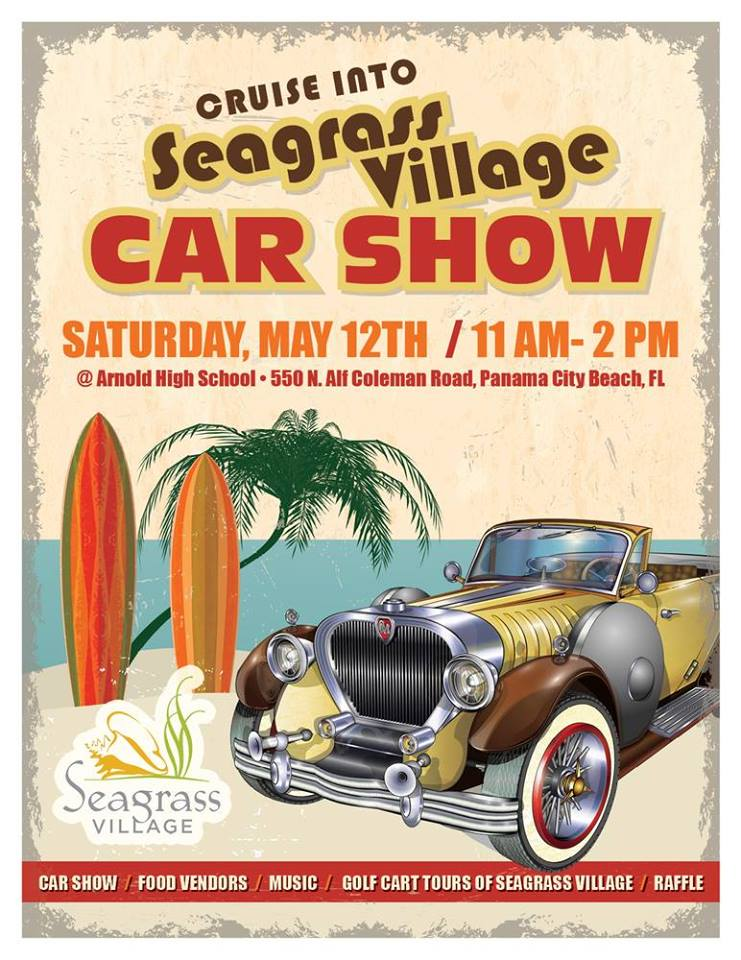 Seagrass Village Car Show Bay County Chamber Of Commerce - Bay city car show 2018