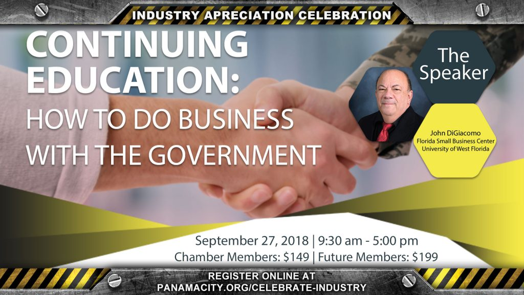 How to do Business with the Government Seminar