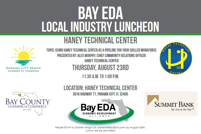 Bay EDA Local Industry Luncheon