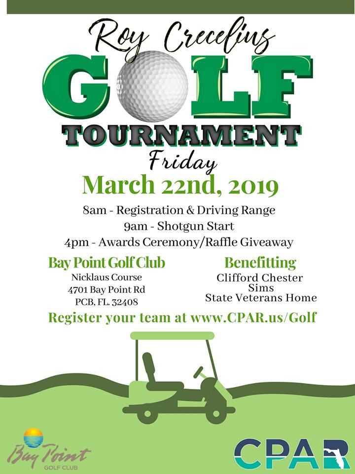 CPAR Golf Tournament